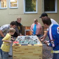 Sommerfest Caritas Wohnen Hannover